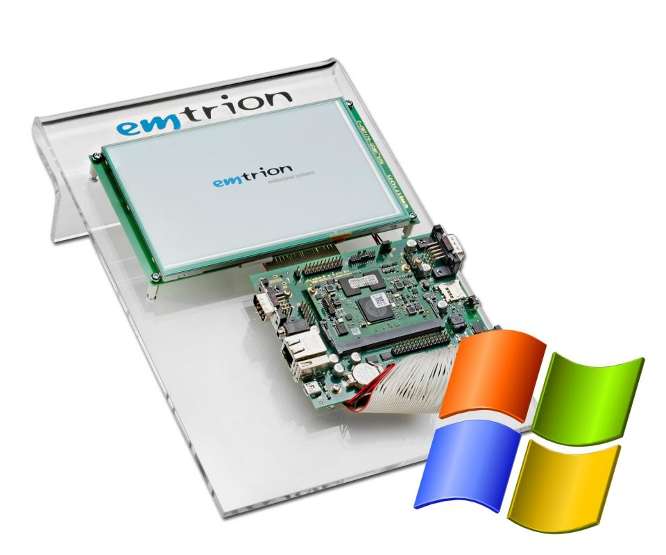 i MX6 Modul mit NXP MCIMX6 (HDMI) - emtrion