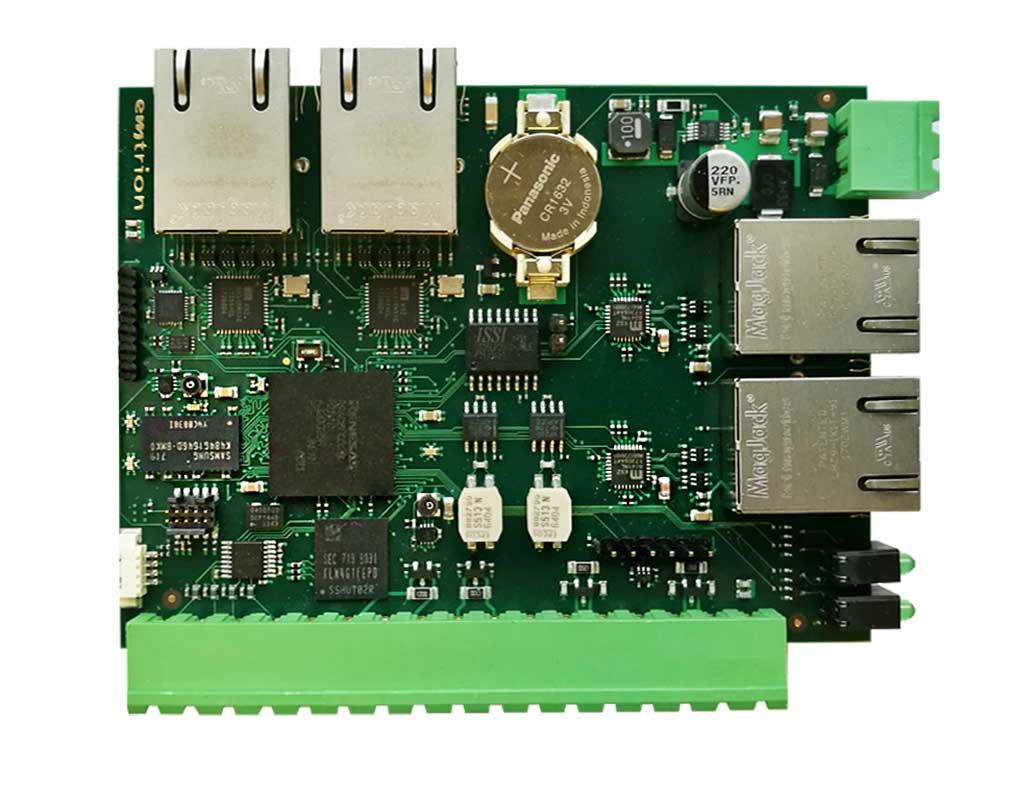 SBC-RZN1D Dev Kit Linux, headless - emtrion